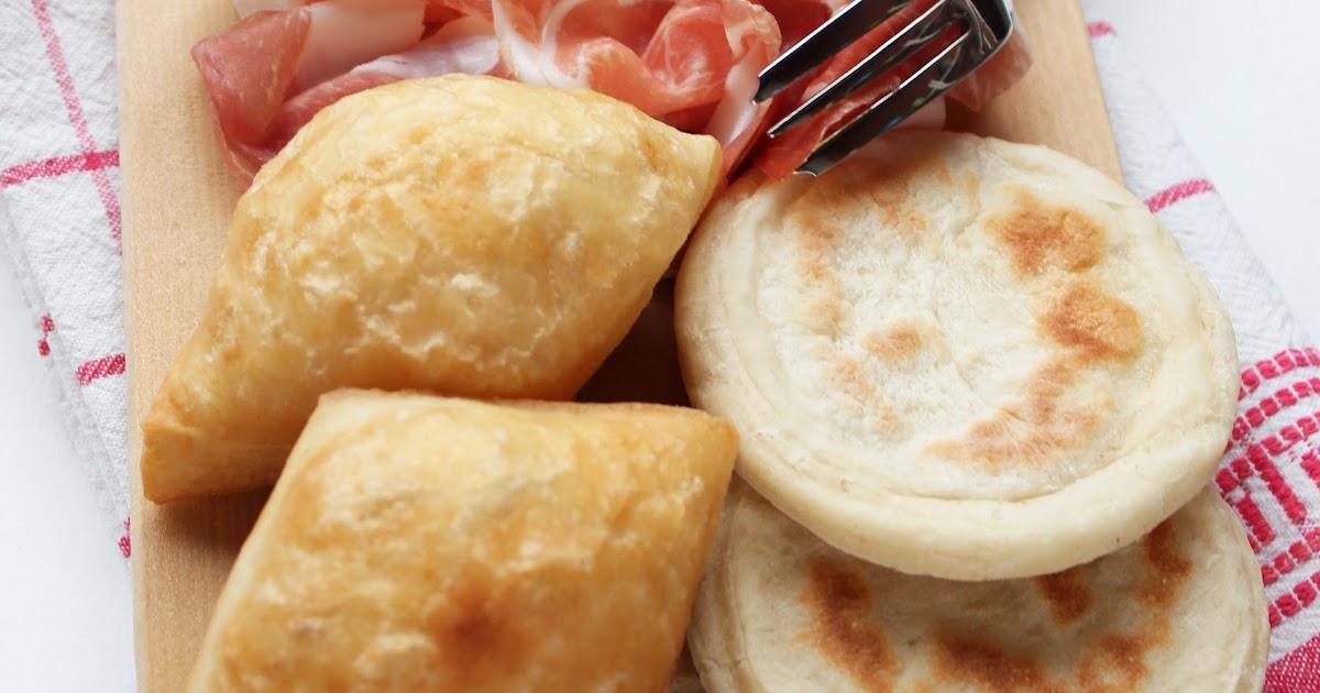 Salequbi tigelle e gnocco fritto - Gnocco in cucina ...