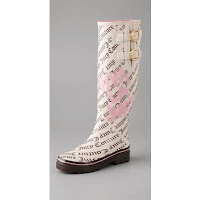 Rain Boots Juicy Couture7