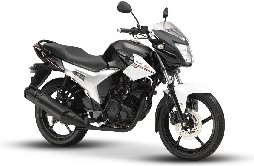 2012 Yamaha SZ-R Black