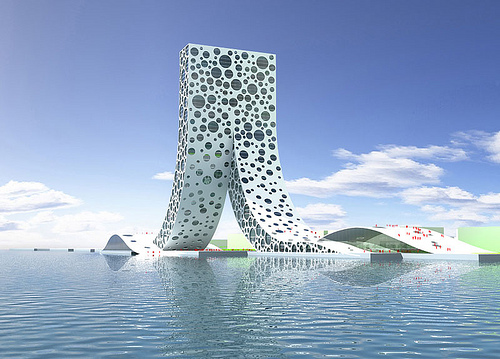Famous Buildings Of The World The Ren Building