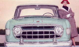 On The Road With Zoom 1956 Nash Rambler