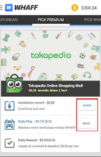 Aplikasi Bermanfaat Yang Wajib Di Instal Di Android whaff reward