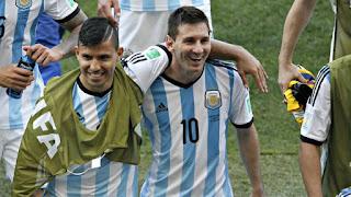 Sergio Aguero Yakin Lionel Messi akan Mencetak Gol
