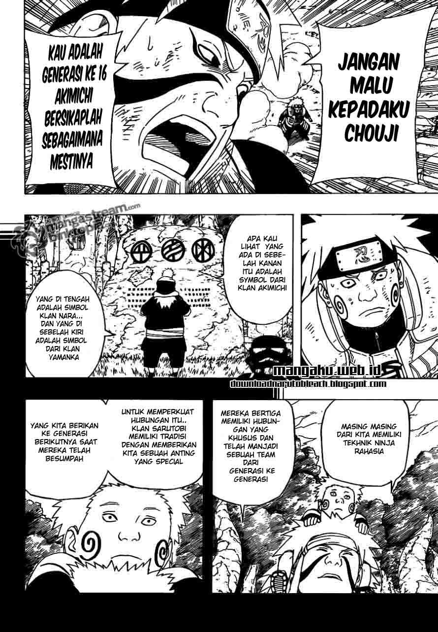Naruto 533 page 12
