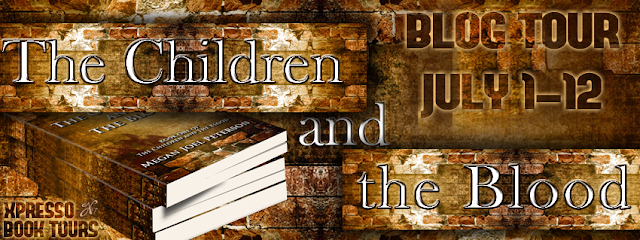 The Children and the Blood Blog Tour