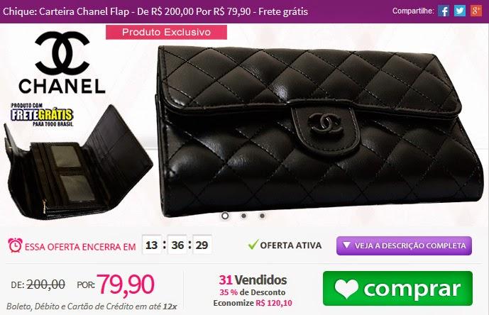 http://www.tpmdeofertas.com.br/Oferta-Chique-Carteira-Chanel-Flap---De-R-20000-Por-R-7990---Frete-gratis-903.aspx