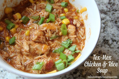http://mixandmatchmama.blogspot.com/2014/09/dinner-tonight-tex-mex-chicken-and-rice.html