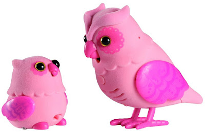 TOYS : JUGUETES - Little Live Pets Buhos Parlanchines : Familia Alas de CorazónTweet Talking Owl And Baby - Heartwing Family Producto Oficial 2015 | Famosa 2015 | A partir de 5 años Comprar en Amazon España & buy Amazon USA
