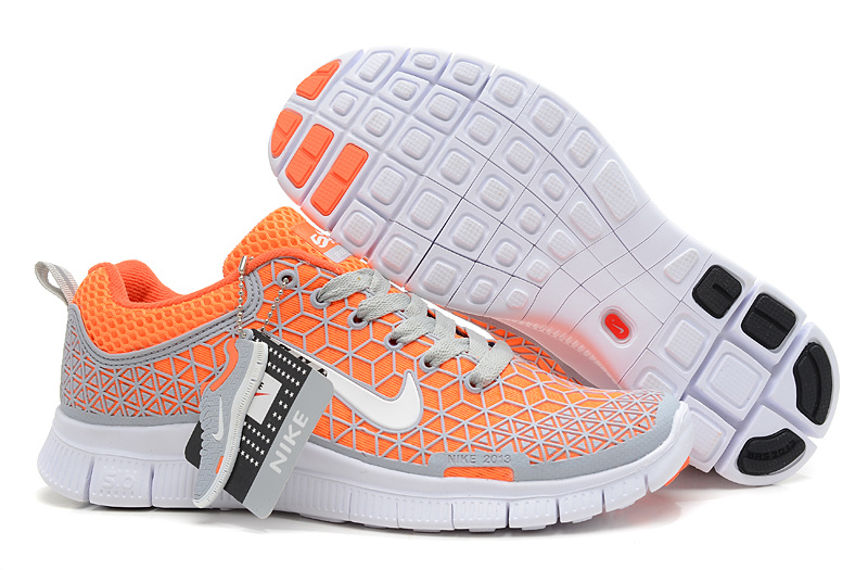 Top Design Nike Free 30 2013 Women Gray Pink Running Shoes