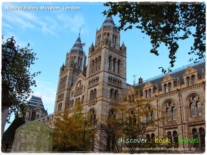 1500 Visit Science Museum 1700 Visit Royal