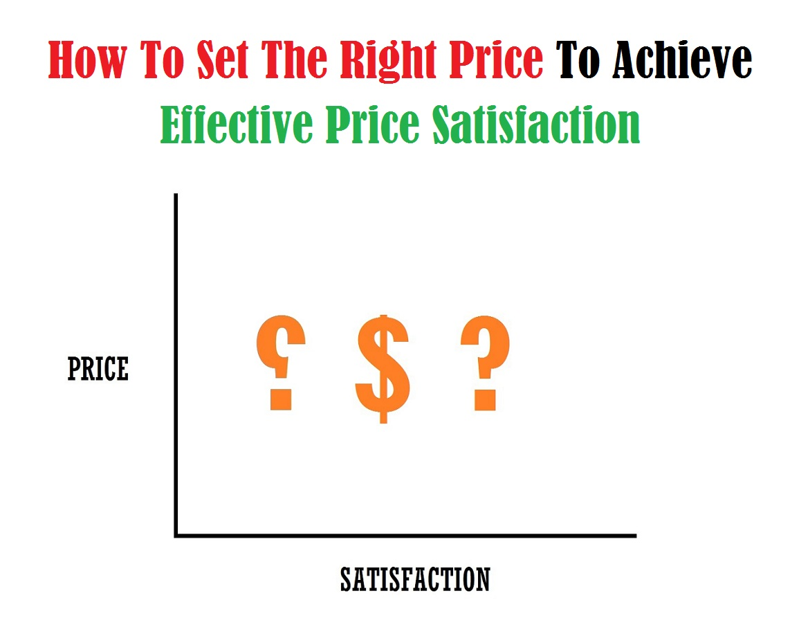 Right Price & Customer satisfaction