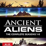 Ancient Aliens: The Complete Seasons 1-6 Arrives on DVD on November 11th