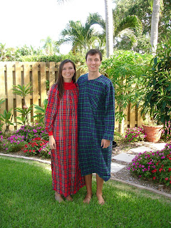 100% Cotton Flannel Nightgown