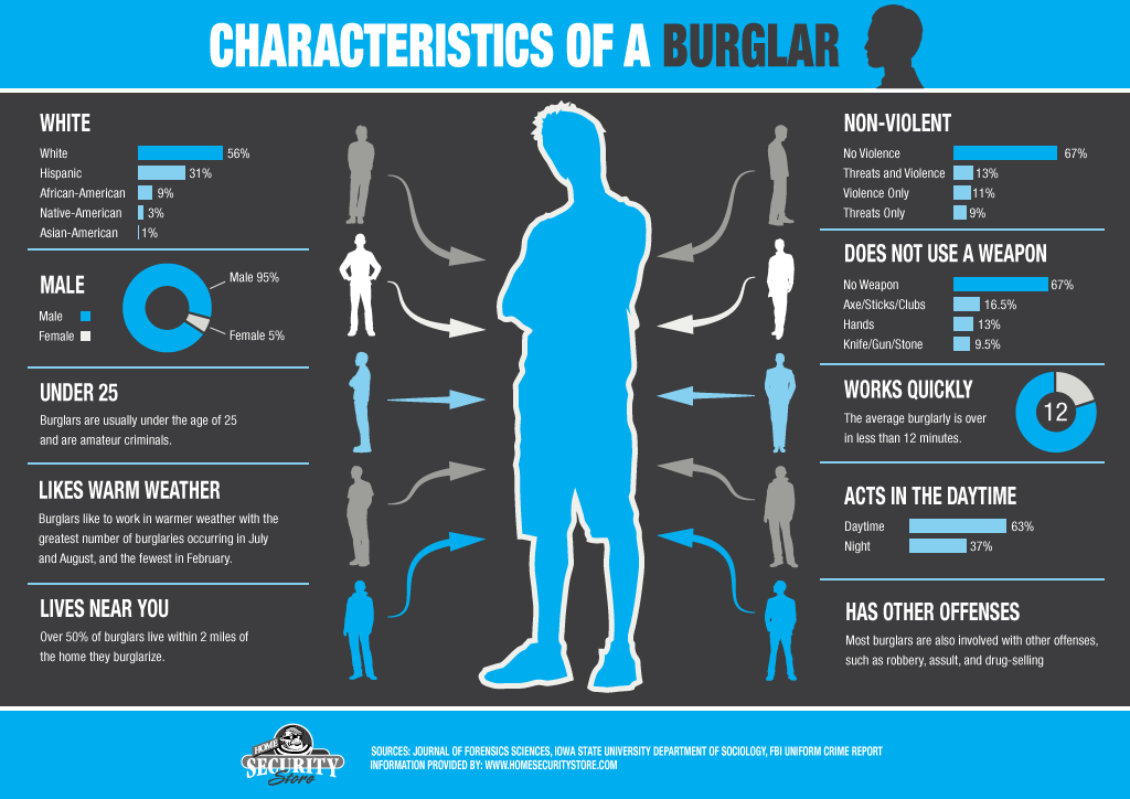 Life with 4 boys protect your home from burglars during summer travel - How to keep thieves away from your home ...