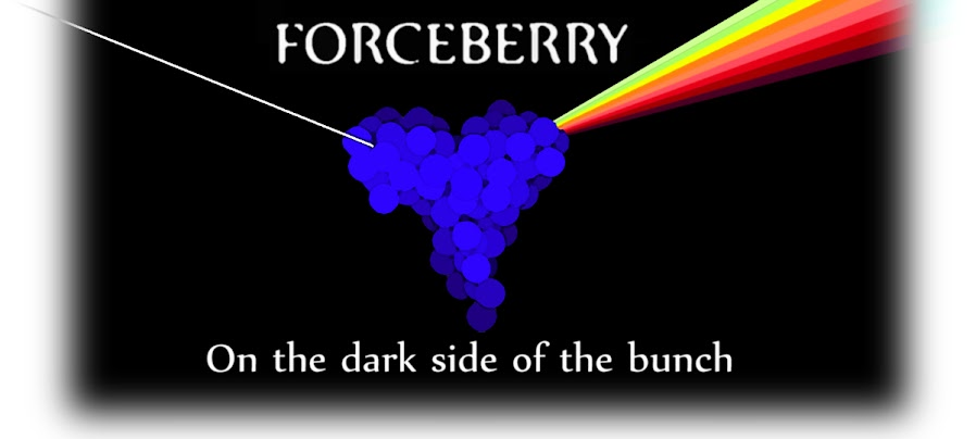FORCEBERRY - A wine blog from the dark side of the bunch