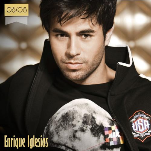8 de mayo | Enrique Iglesias - @enrique305 | Info + vídeos