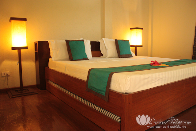 Asia Grand View Hotel in Coron Palawan Philippines SUperior room with Garden view Deluxe Room with Pool view