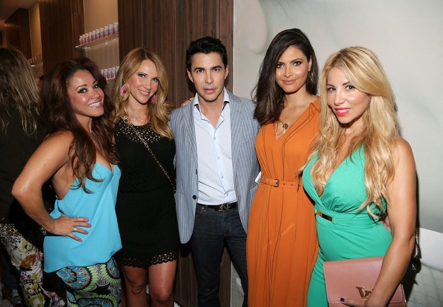 Eventos: Celebridades presentes en la exitosa apertura de CorpoBello en Miami