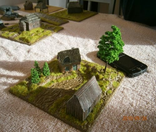 Making Diorama Bases Picture 6