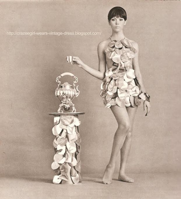 1967 dress 60s 1960