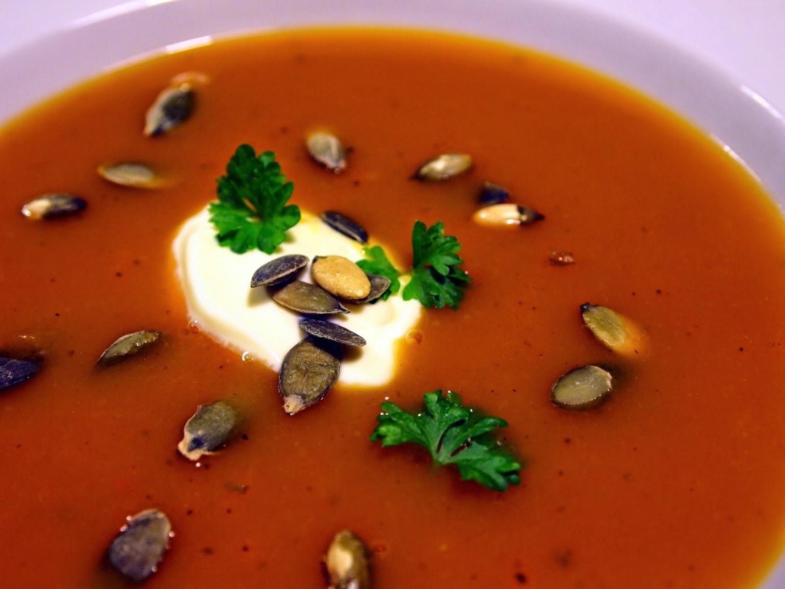 Suppe | Butternut squash | Wannabe græskar | MadMedMartin