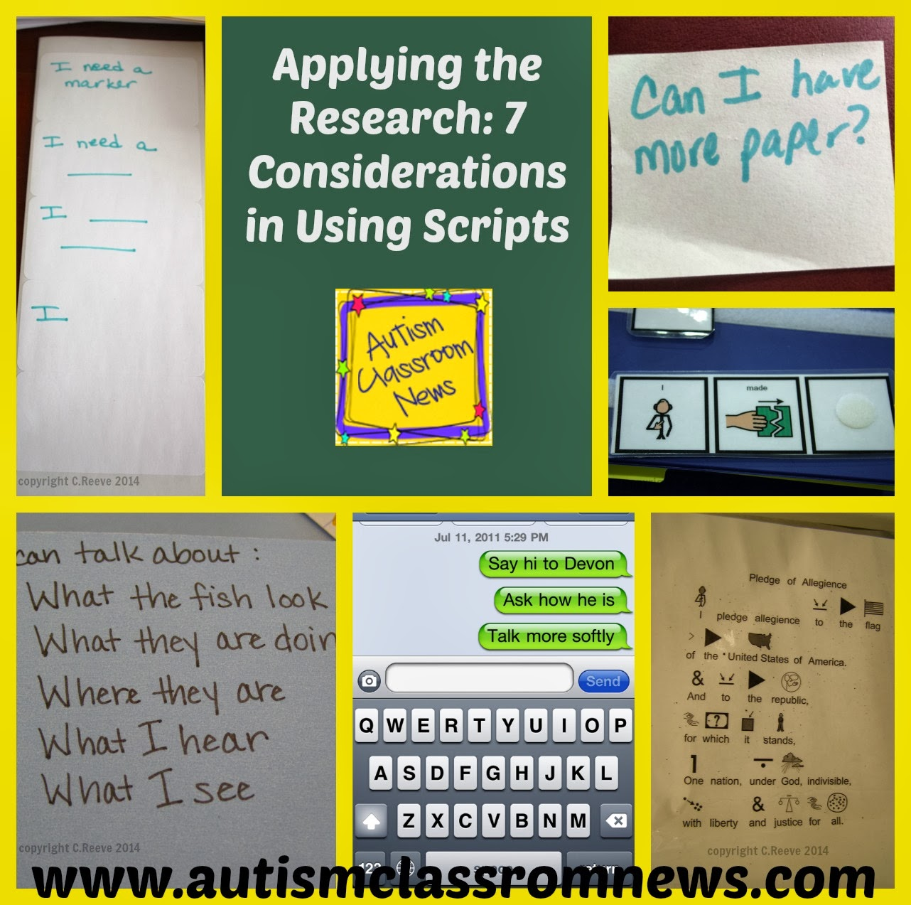 Help with thesis statement informative speech on autism
