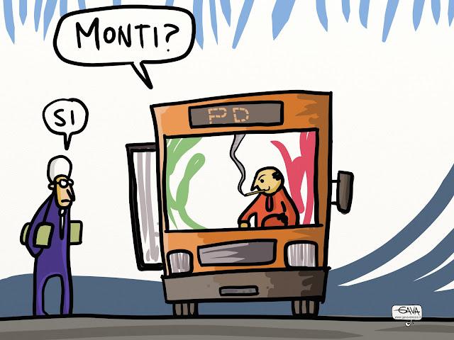 Bersani PD Gava Satira Vignette