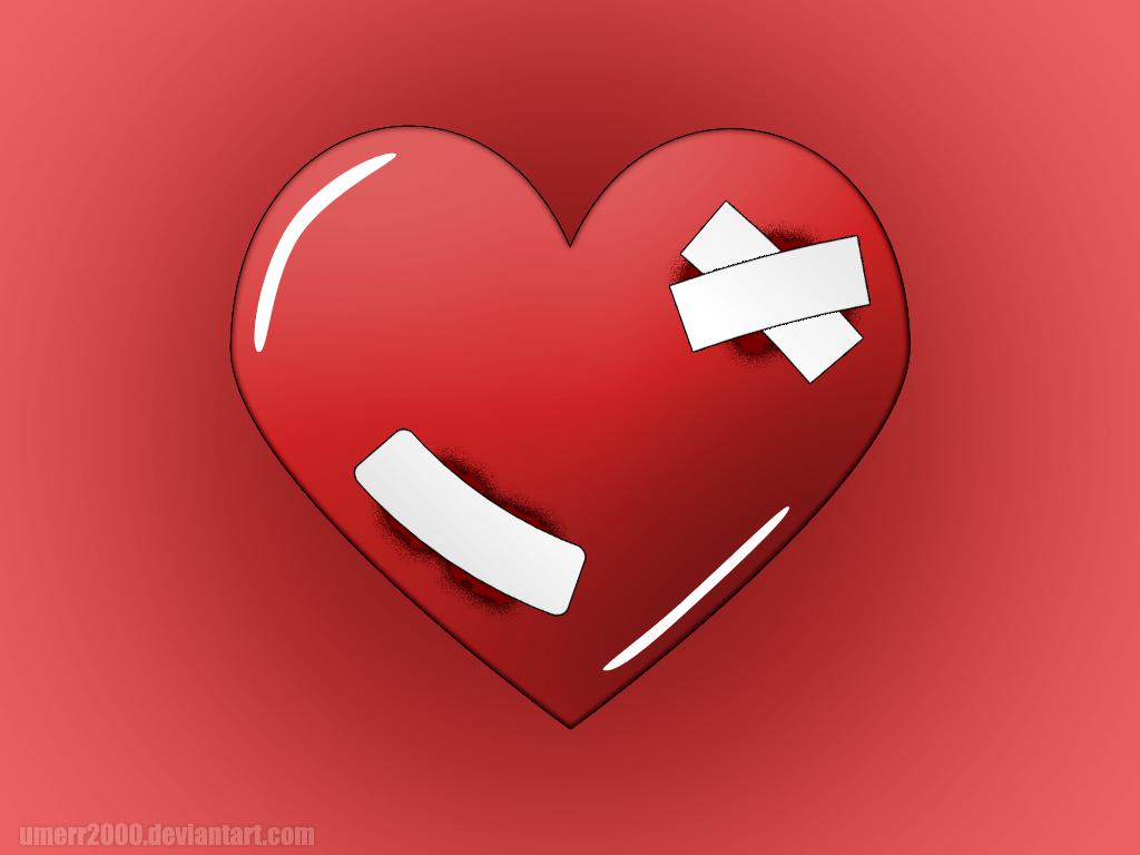 Broken heart Search