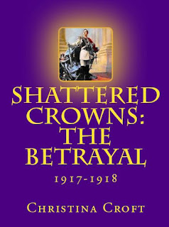 http://www.amazon.co.uk/Shattered-Crowns-Betrayal-Christina-Croft/dp/1481957686/ref=la_B002BMCQQ6_1_7?s=books&ie=UTF8&qid=1449570719&sr=1-7