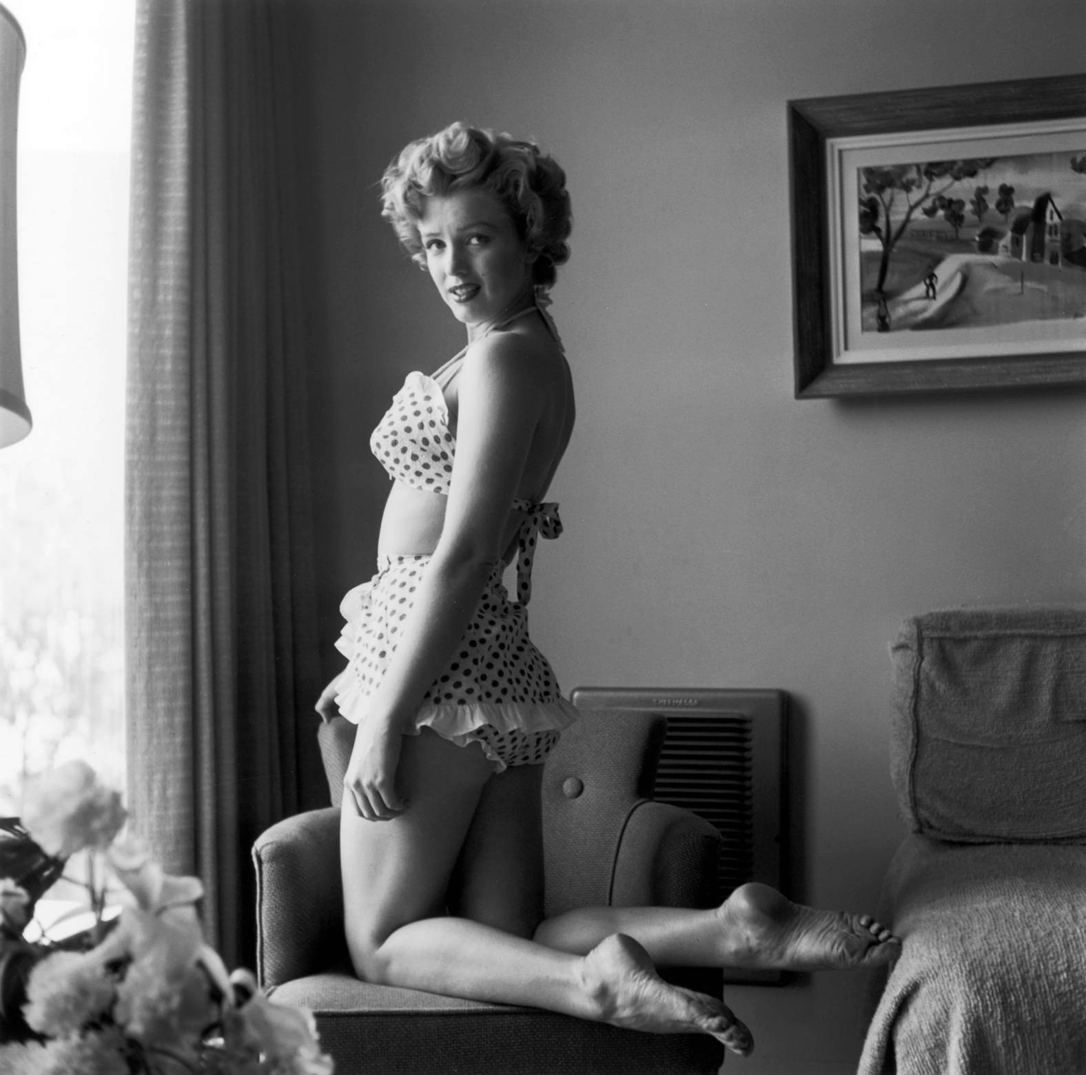 Marilyn monroe young naked brilliant idea