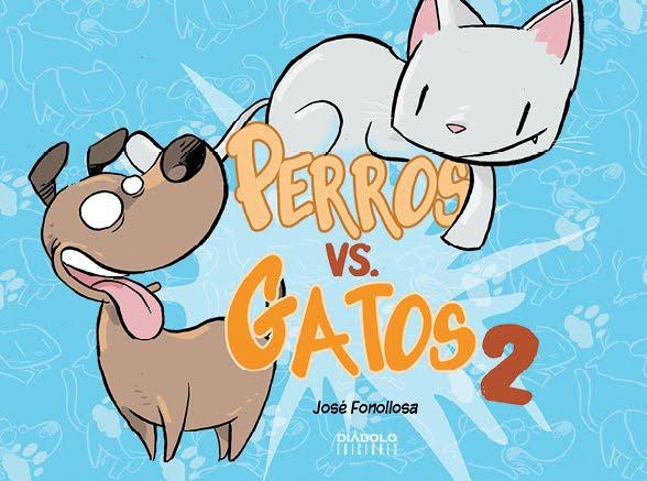 PERROS vs GATOS 2