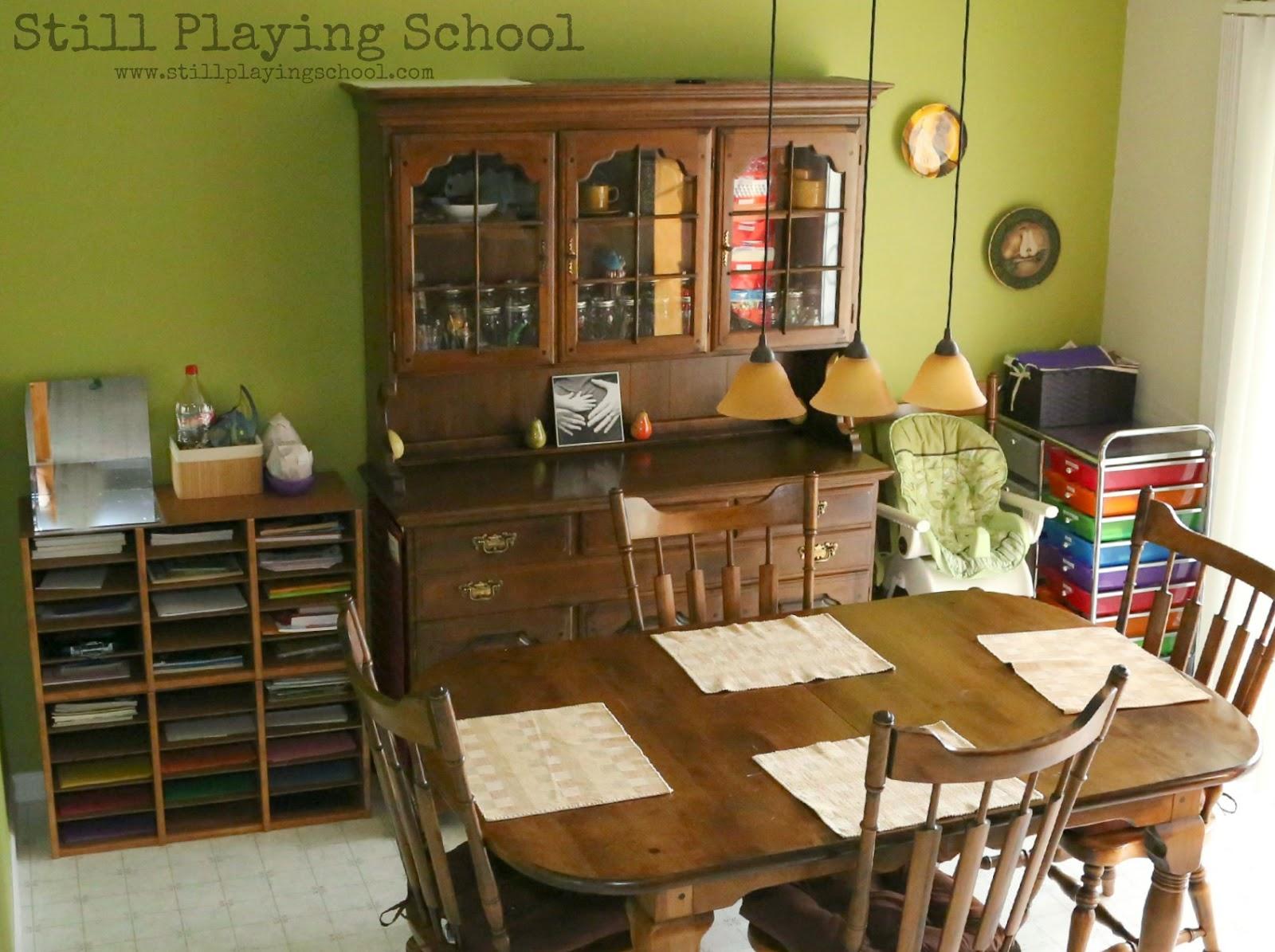 Our Homeschool Organization