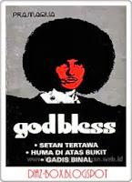 GOD BLESS - God Bless (1975)