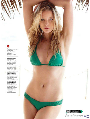 Rachel Nichols In Bikini