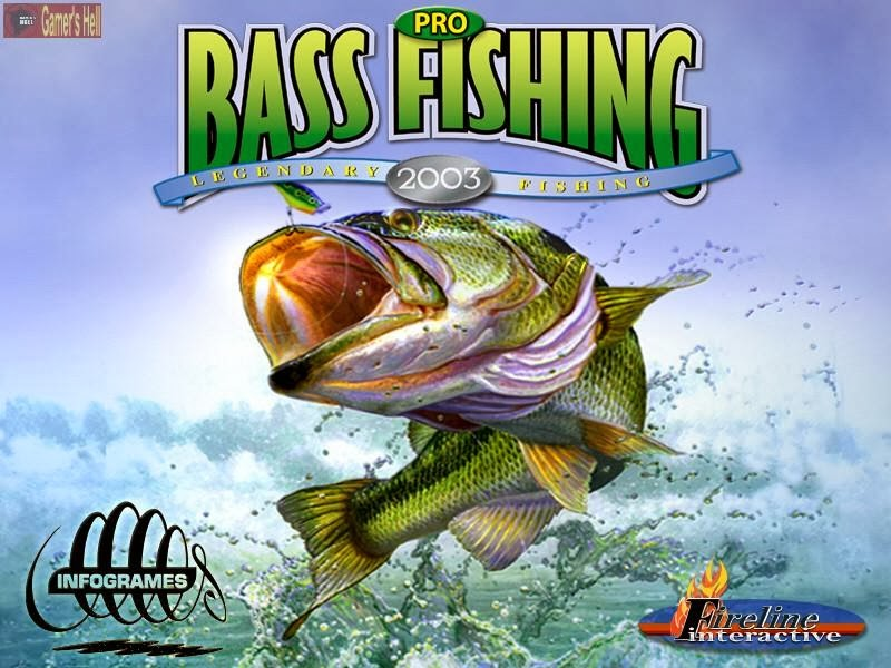 Pro bass fishing full pc game download free my gaming for Pro fishing games