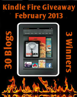 February Kindle Fire Bloggers Giveaway