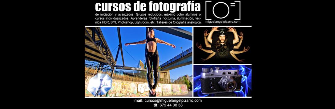 Miguel Ángel Pizarro Fotografo y Expermentador Visual