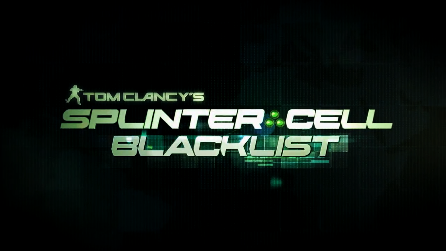 Wallpaper Blink Tom Clancys Splinter Cell Blacklist HD Wallpaper