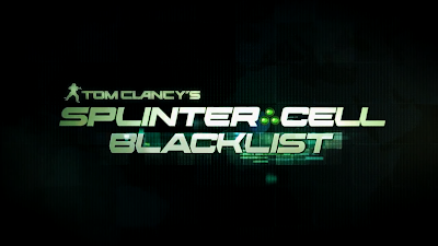 Tom Clancy's Splinter Cell Blacklist Logo HD Wallpaper