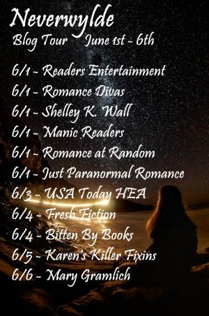 Neverwylde Blog Tour, June 1st - 6th