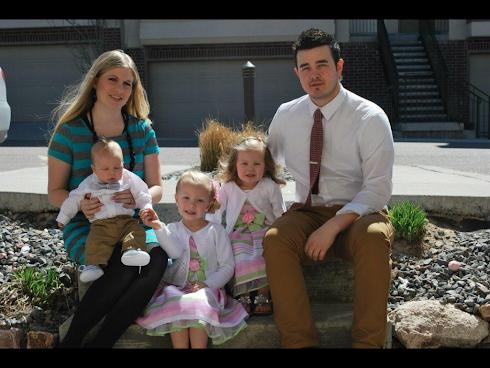 We Are The Stevenson Family