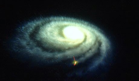 Antigo Sistema Solar Pode Conter a Chave da Vida Extraterrestre