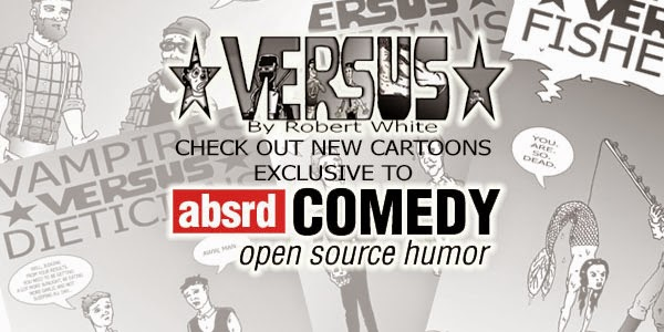 Versus on AbsrdComedy!