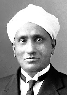 c v raman indian scientist