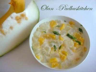 Olan recipe-Kerala Olan Recipe