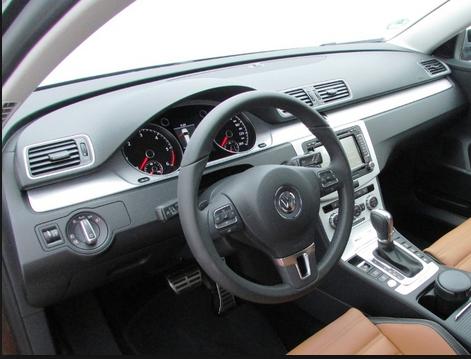 2017 Volkswagen Passat Alltrack Redesign
