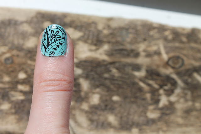 Konad Nail Art Inspiration