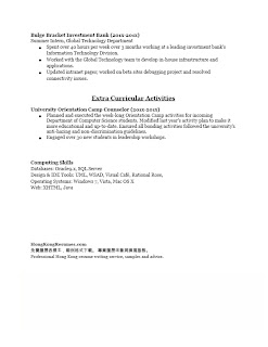 Resume Writing Services For Graduates