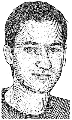 Brian Kennish Hedcut
