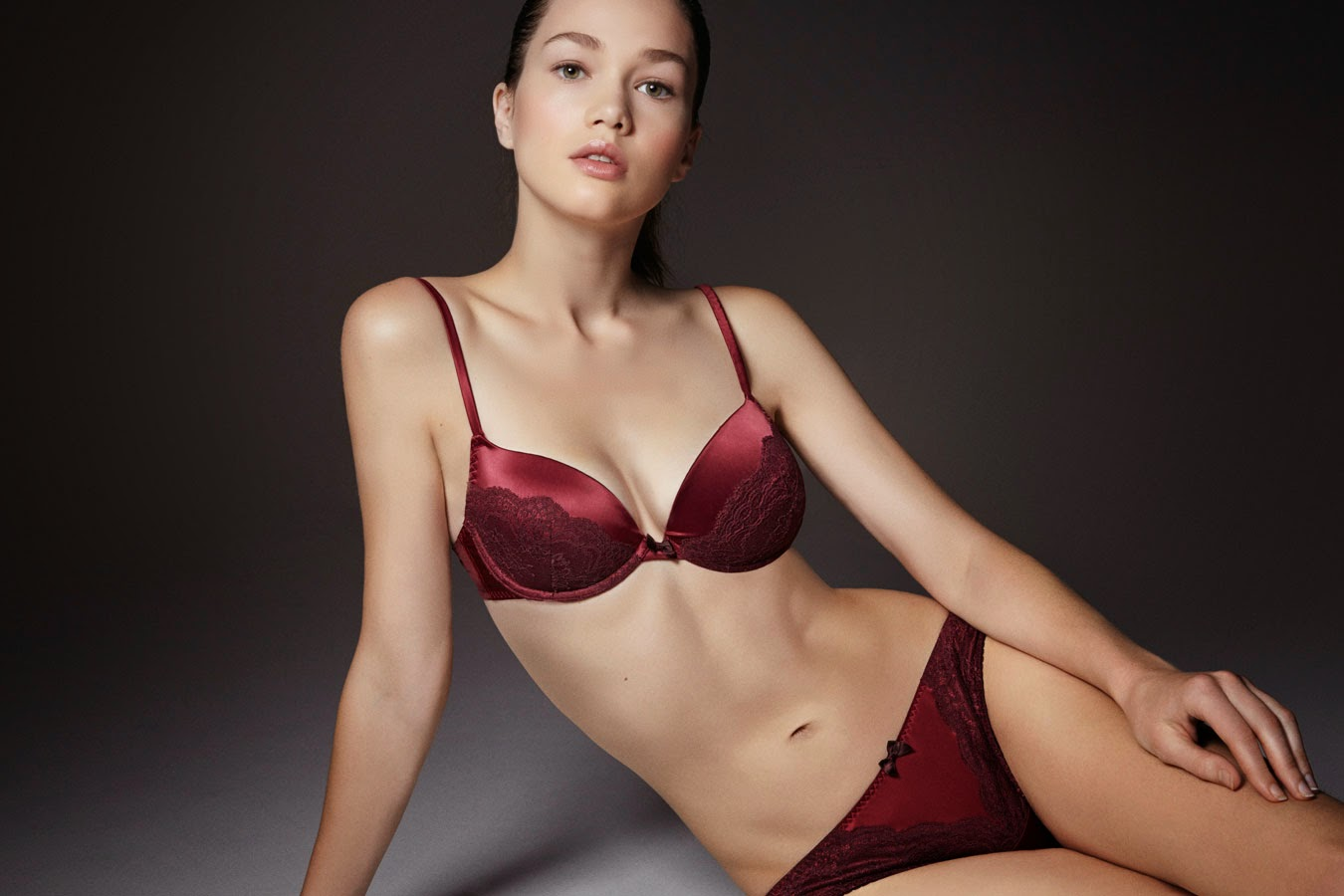 Girls Only : Fashion Low Cost, Oysho Xmas Lingerie ...